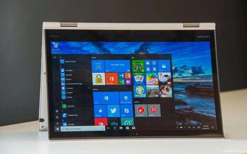Новый ноутбук Lenovo ThinkPad X1 Yoga — Отзывы