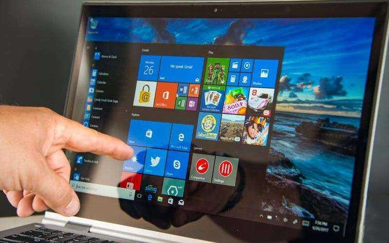 Экран Lenovo ThinkPad X1 Yoga