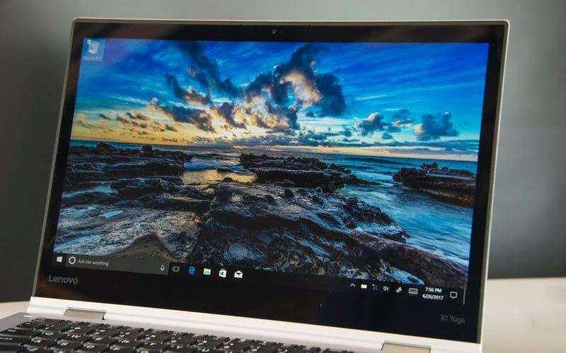 Программное обеспечение и гарантия на Lenovo ThinkPad X1 Yoga