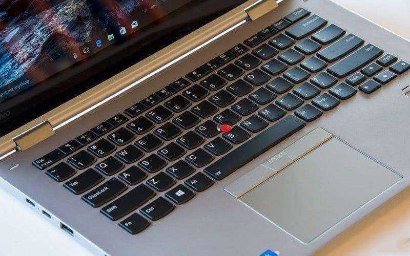 Клавиатура Lenovo ThinkPad X1 Yoga