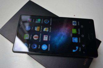 Maze Alpha — Обзор производительного телефона почти без рамок
