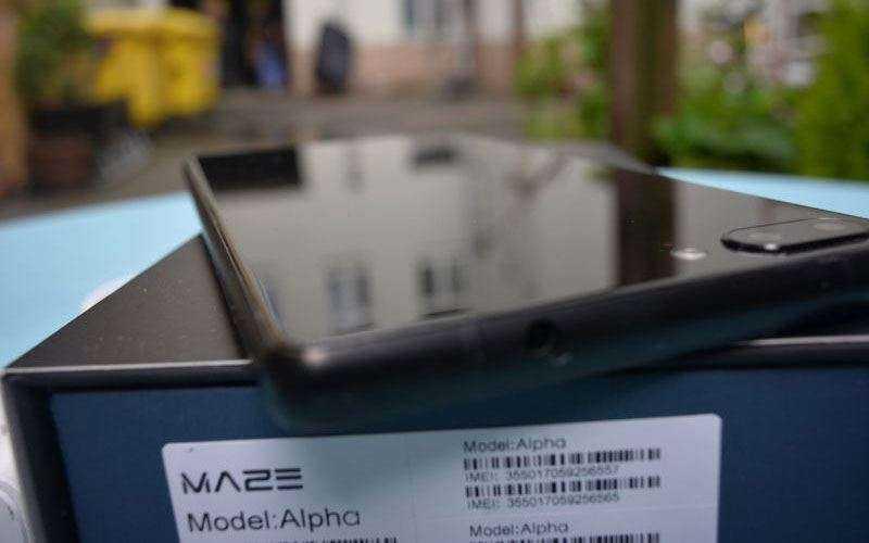 Производительность Maze Alpha
