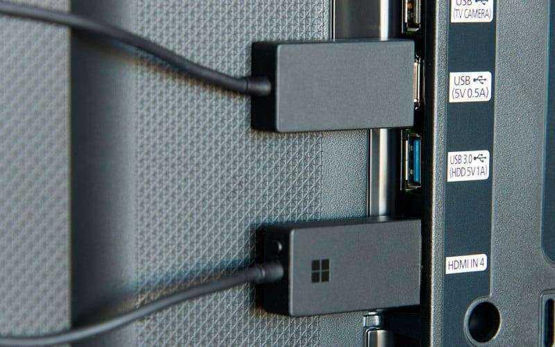 Обзор Microsoft Wireless Display Adapter — Контент на телевизор без проводов