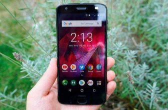 Moto Z2 Force — Обзор телефона совмещающее лучшее из серии