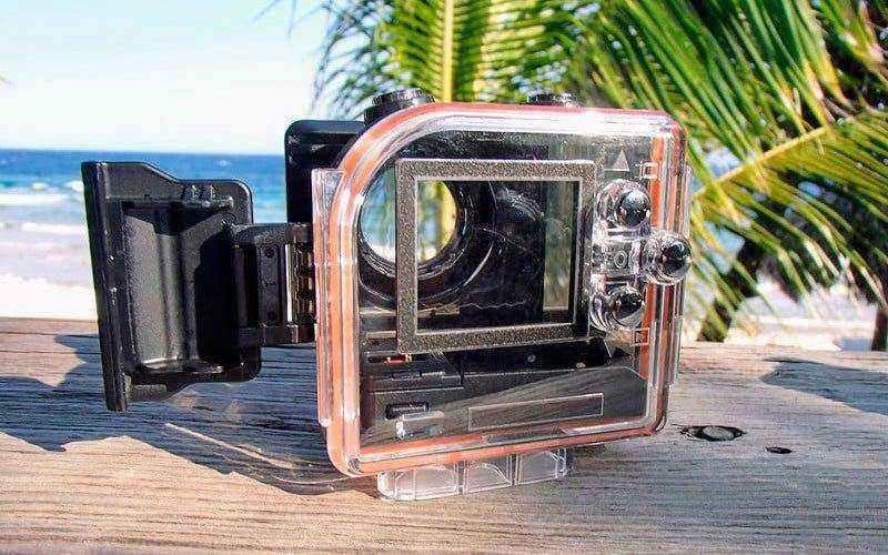 Nikon KeyMission 170 комплектация