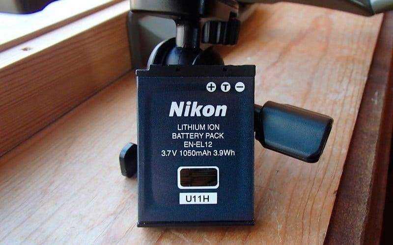 Батарея Nikon KeyMission 170