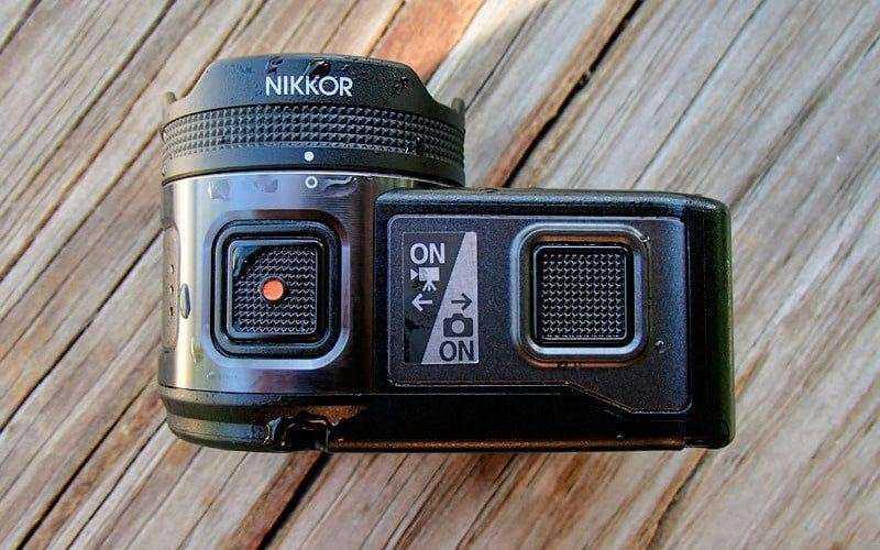 Особенности Nikon KeyMission 170