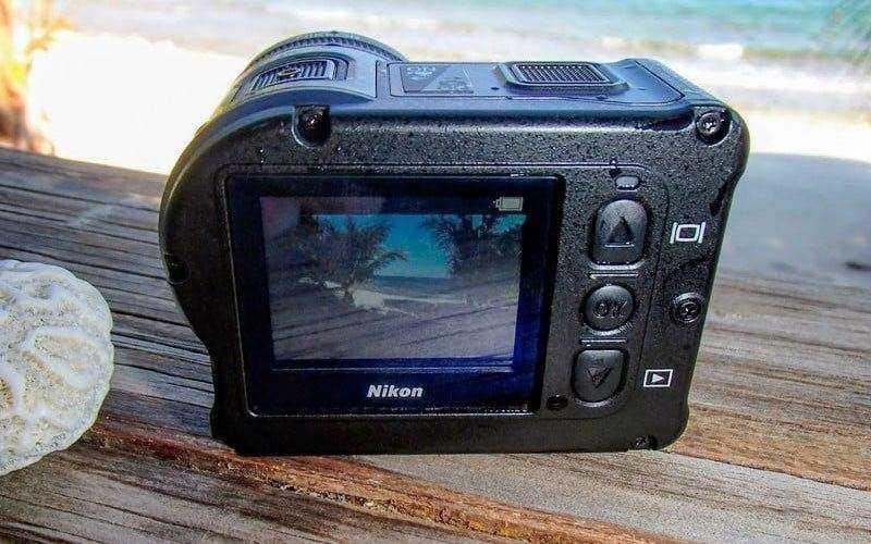 Настройка Nikon KeyMission 170