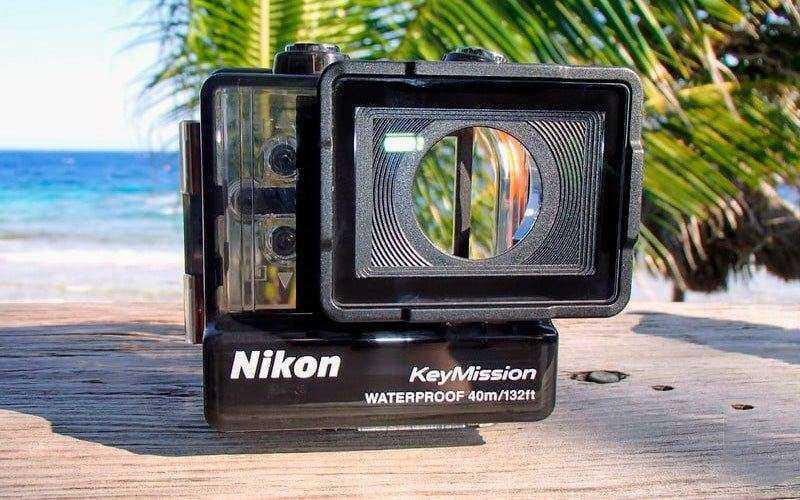 Футляр Nikon KeyMission 170