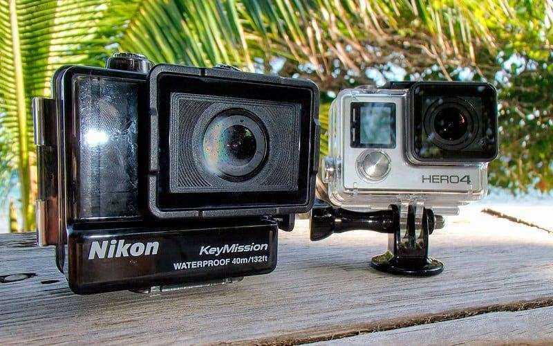 Прочная камера Nikon KeyMission 170 — Отзывы