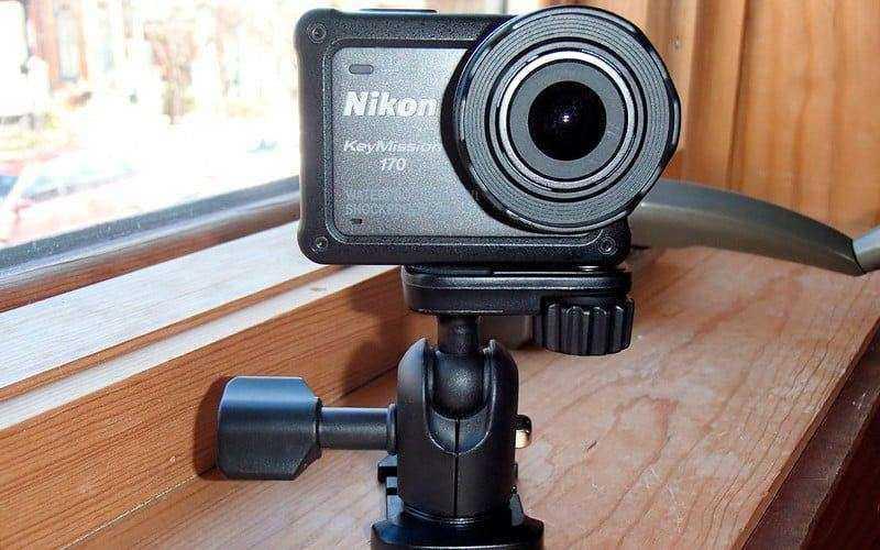 Nikon KeyMission 170 отзывы