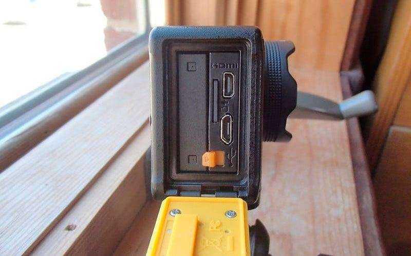 Камера Nikon KeyMission 170