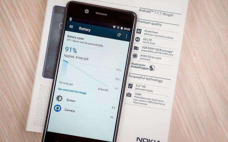 Батарея Nokia 5