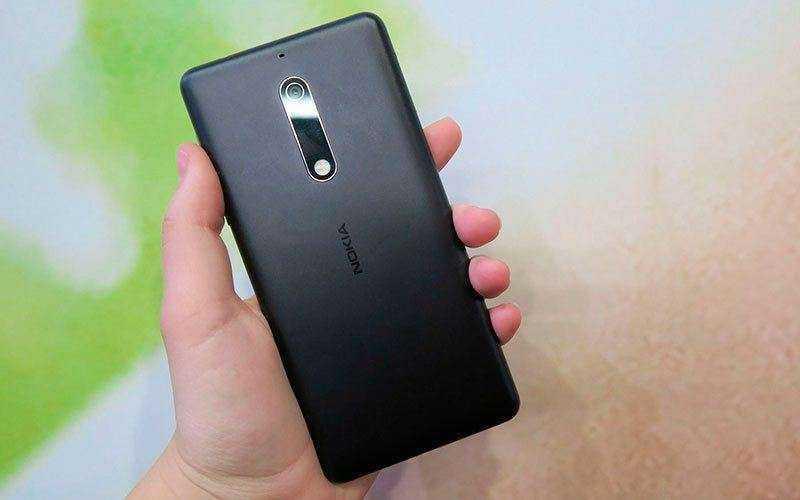 Дизайн Nokia 5