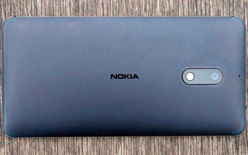 Дизайн новой Nokia 6