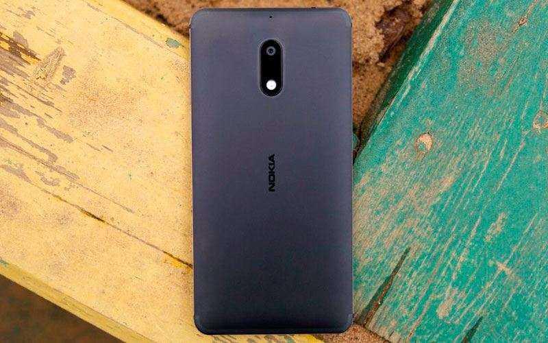 Тест Nokia 6