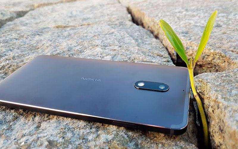 Камера в Nokia 6