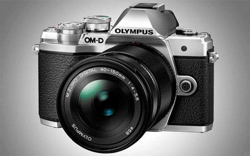 Новый камера Olympus OM-D E-M10 Mark III