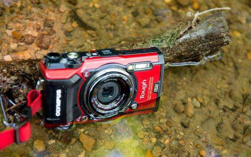 Обзор Olympus Tough TG-5 — Прочной и водостойкой экшн-камеры Olympus