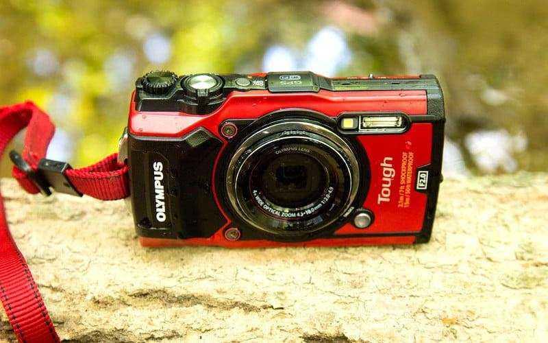 Защищённая камера Olympus Tough TG-5 — Отзывы
