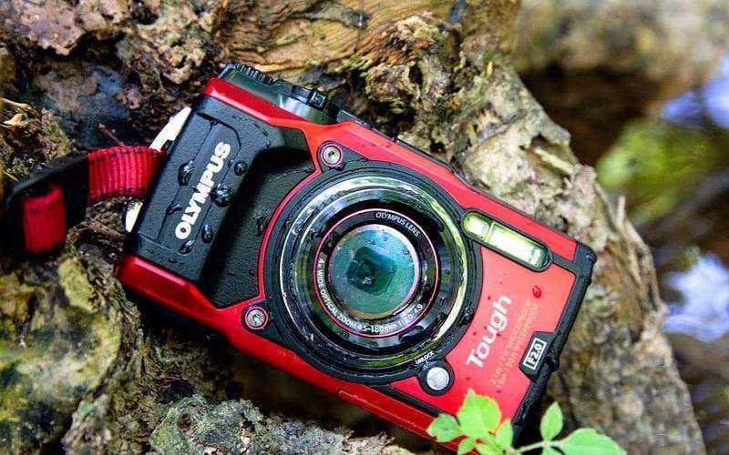 Olympus Tough TG-5 — Обзор прочной и водостойкой фотокамеры