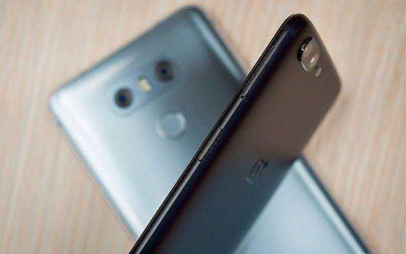 Дизайн сравниваемых телефонов