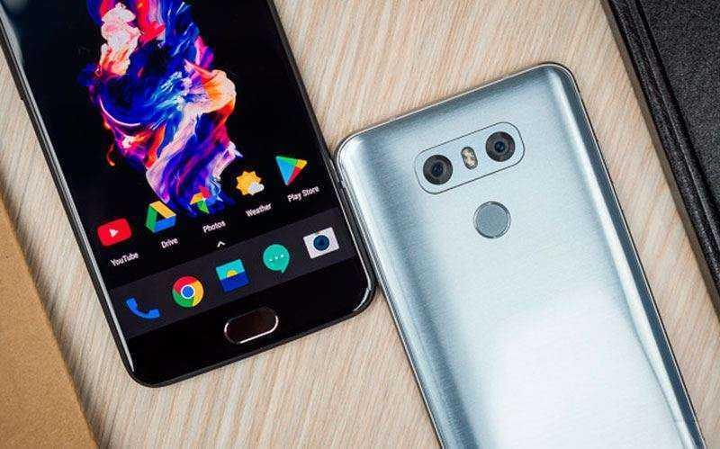 OnePlus 5 vs LG G6 — Эпическое сравнение Android-смартфонов