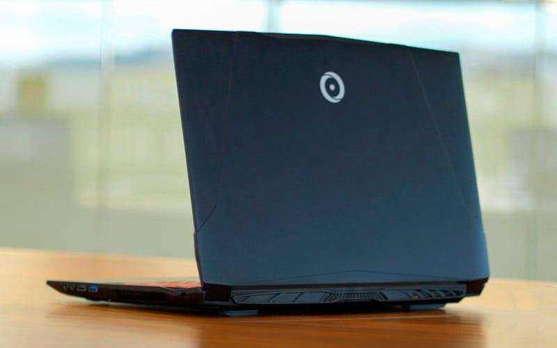 игровой ноутбук Origin EON15-S