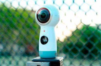 Samsung Gear 360 (2017) — Обзор обновлённой панорамной камеры