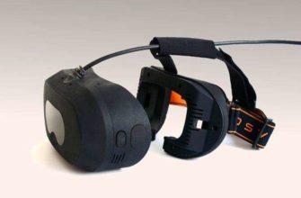 Гарнитура Sensics VIS — На 70% лучшее разрешение чем у Vive и Rift
