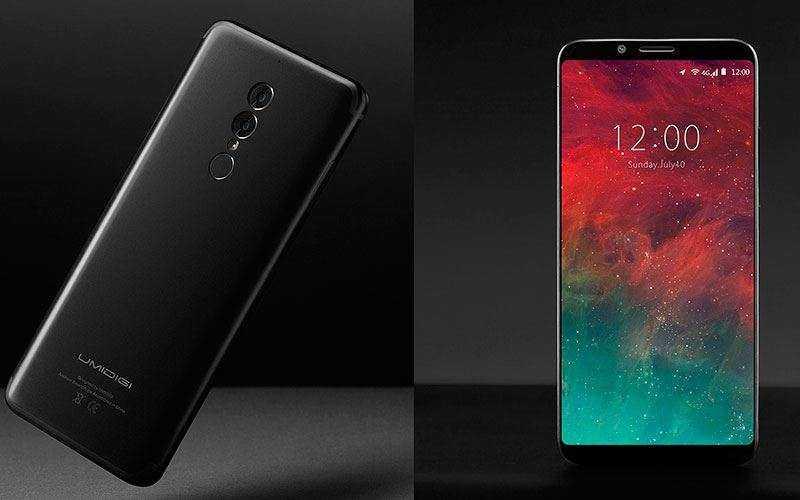 Umidigi S2 Pro копия Galaxy S8 с бесконечным экраном, меньше чем за полцены