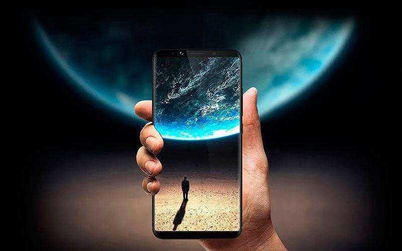 Umidigi S2 Pro копия Galaxy S8 с бесконечным экраном, за полцены