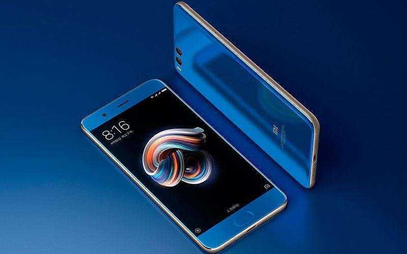 Xiaomi Mi Note 3 — Красивый телефон с отличной двойной камерой