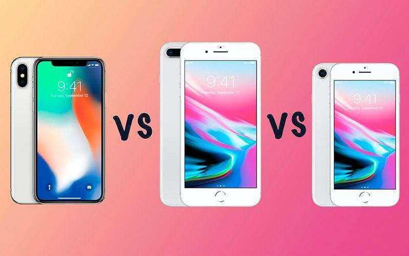 Сравнение samsung 8 и iphone x oneplus kali