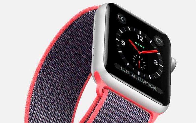 5 отличных функций в новых смарт-часах Apple Watch 3