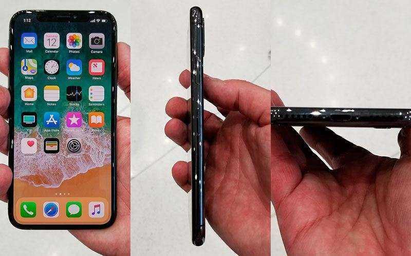 iPhone X: практический обзор нового телефона