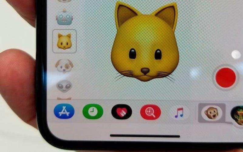 Иконки iPhone X