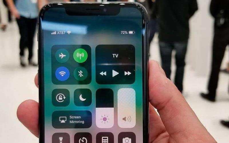 iPhone X обзор
