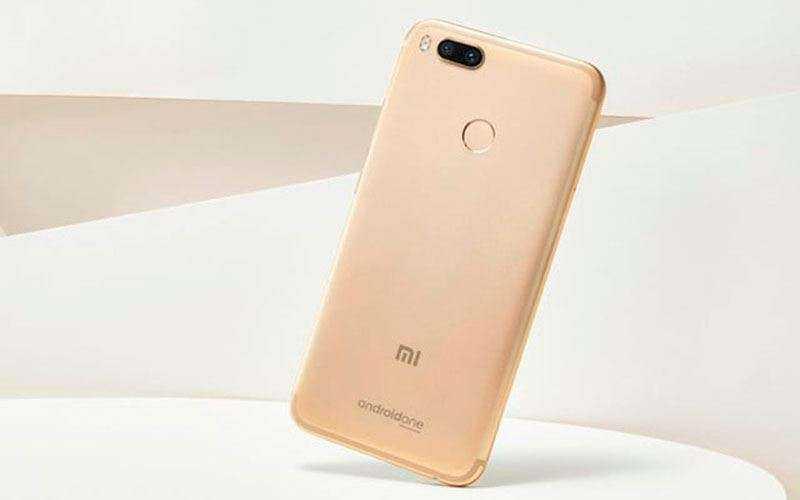 Характеристики Xiaomi Mi A1