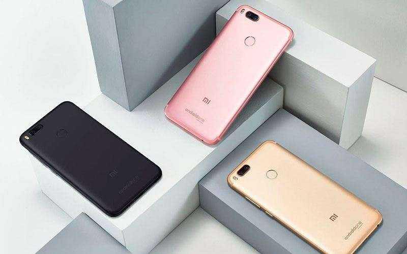 Телефон Xiaomi Mi A1