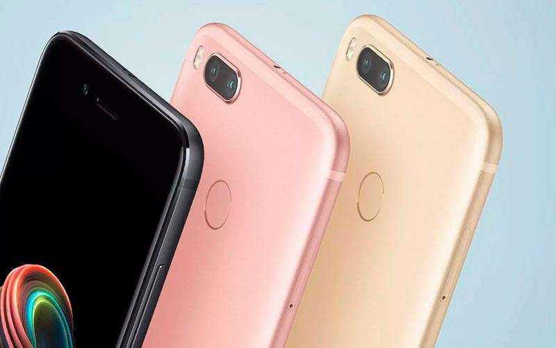 Новый смартфон Xiaomi MI A1