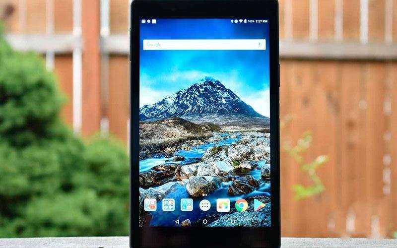 Lenovo Tab 4 8 — Обзор рабочего, стильного и недорогого планшета