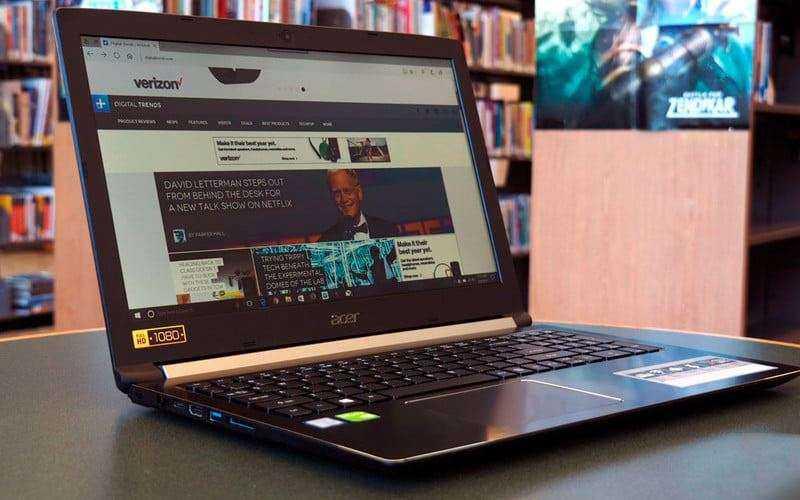 Обзор Acer Aspire 5 — Качественного и недорогого ноутбука