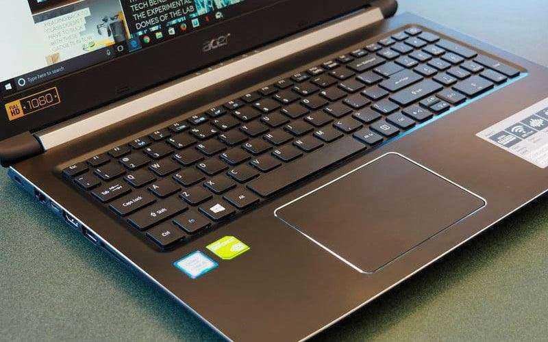 Клавиатура Acer Aspire 5