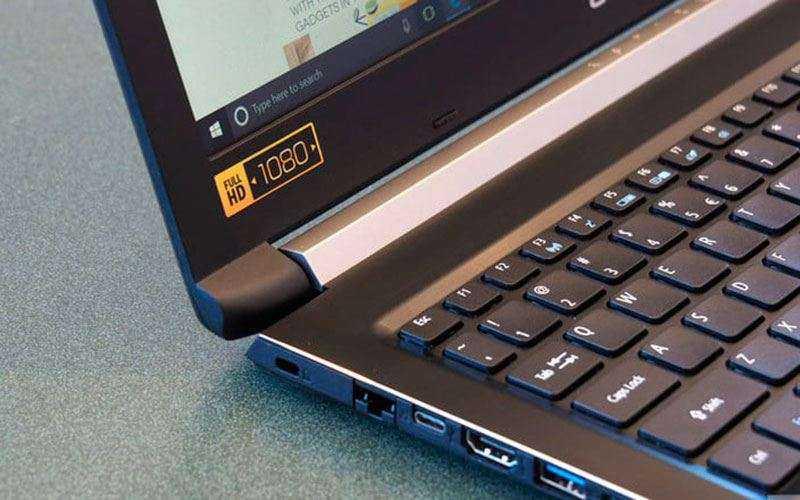 Acer Aspire 5 в играх