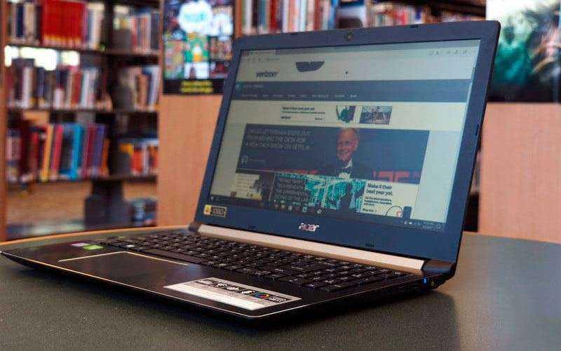 Acer Aspire 5 — Обзор качественного и недорогого ноутбука
