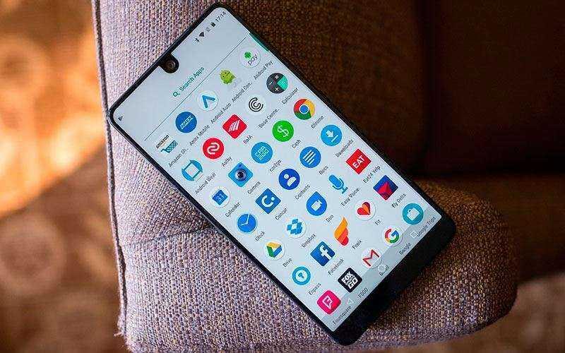 ОС в Essential Phone