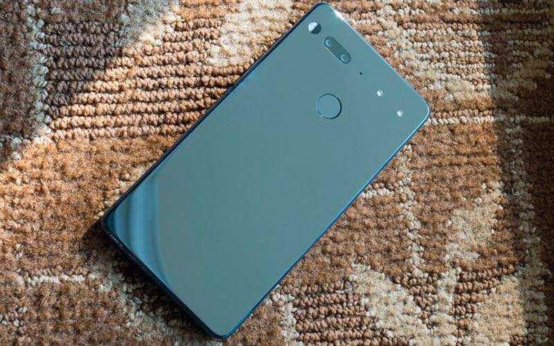 Обзор Essential Phone — Смартфон почти без рамок с керамическим корпусом