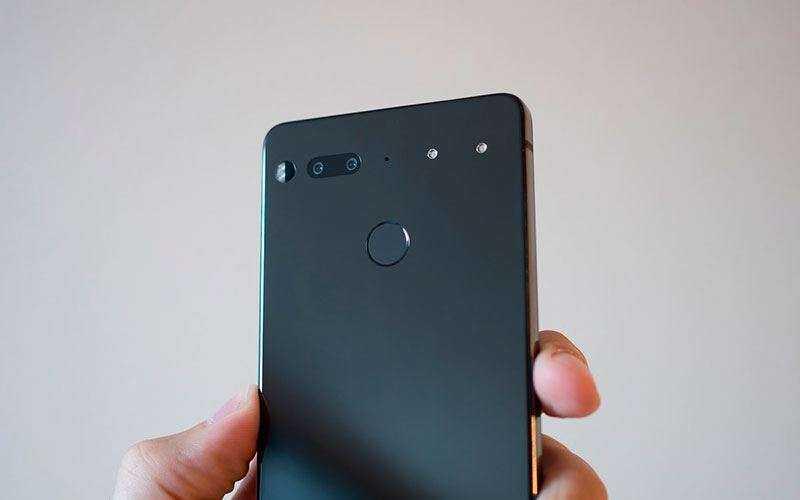 Двойная камера в Essential Phone