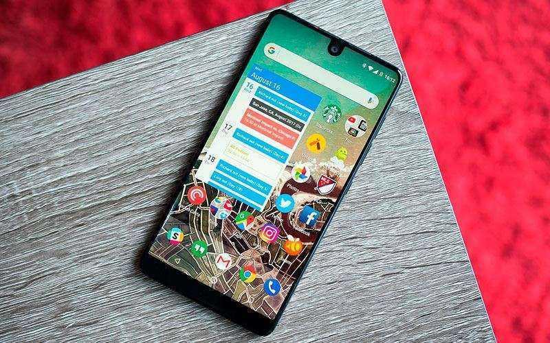 Essential Phone — Обзор